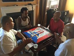 capicubana domino tables