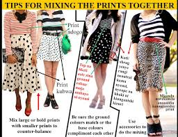 Mixing Patterns Interesting Mixing Prints And Patterns Aesthetic De Mode
