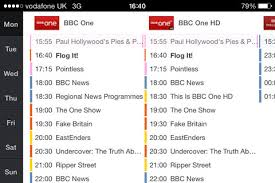tv guide. another tv guide m