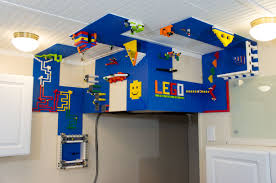 Lego Decorations For Bedroom Lego Wall Design