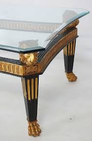 lion foot coffee table coffee table