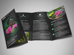 tri fold maker brochure templates mycreativeshop