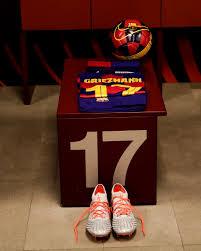 Barcellona, svelato il nuovo numero di maglia di Griezmann