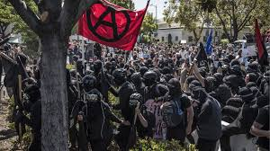 Image result for antifa violence