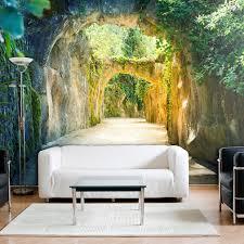 Tapeten Schlafzimmer Grün