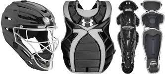 Under Armour Victory Series Uawck2 Srvs Womens Fastpitch Softball Catchers Gear Set