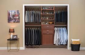 reach in closet design. Wall Mounted Reach-In Closet In Mahogany Premier Reach Design -