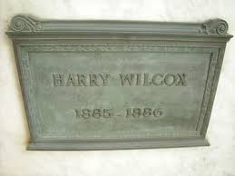 RIP Los Angles: Celebrity Grave: Founder of Hollywood Harvey Wilcox 1891