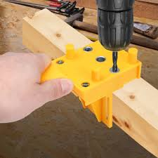 Jayhawk Oval Drilling Chart Woodworking Dowel Jig Doweling Hole Drill Guide Ebay