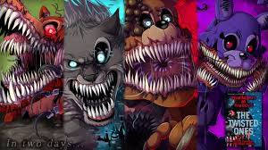 the twisted ones wallpapers