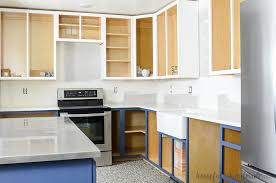 Kitchen Cabinet Budget Enchanting How To Paint Unfinished Cabinets Budget Kitchen Remodel Week 48