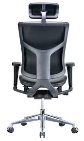modern executive office chairs.  Executive Black Leather Office Chair Modern Ergo High Back Overstuffed Executive  With Chairs