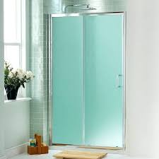 opaque glass shower doors sliding shower door design with frosted glass door and bathroom vanity with
