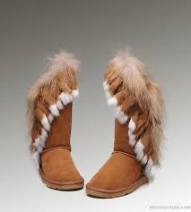 Snow boot · UGG Fox Fur Tall 8688 Boots 04