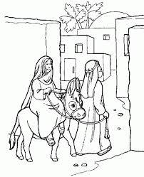 Kerst Kleurplaten Bijbelse