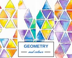 geometry colour naomi loves i m not exactly sure what i ll make of them yet perhaps i ll create prints a set of postcards be