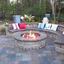 build glass rocks charm of home decor propane fire pit beads