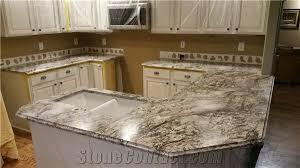 diamond arrow granite kitchen perimeter countertop
