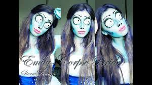 emily the corpse bride makeup tutorial you satukis info