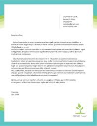50 free letterhead templates for word