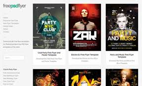 Download The Best Free Dj Flyer Templates For Photoshop