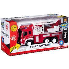 <b>Радиоуправляемая пожарная машина</b> WenYi, M1:16, WY997 ...