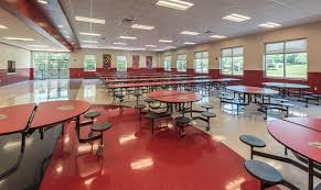 elementary school cafeteria. Pulaski County Schools Eubank Elementary Renovation And Addition School Cafeteria N