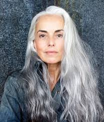 Old Women Hair Style 30 stylish gray hair styles 4512 by wearticles.com