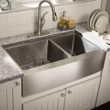 Found It At Allmodern Schon 36 Double Bowl Farmhouse Kitchen Sink