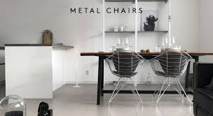 winter metal chairs mb