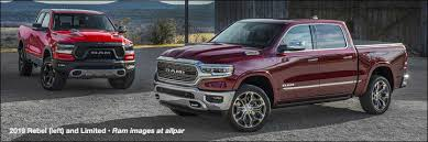 2019 Ram 1500 pickup trucks (DT): Making a top-rated pickup better