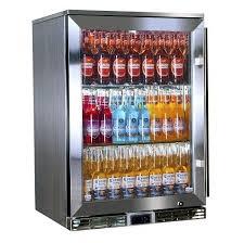 rhino gsp outdoor drinks fridge