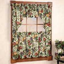 apple kitchen curtains. click to expand apple kitchen curtains a