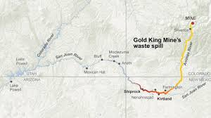 Image result for epa gold king mine spill photos