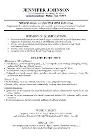 How To Make A Resume With No Experience Example Awesome Working Experience Example Resume Brave48