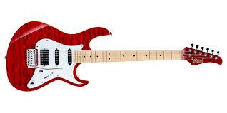 G Electric Chitarre Acustiche Cort G Electric Guitars Distributore Cort G