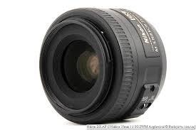 Обзор <b>Nikon</b> 35mm f/1.8G <b>AF</b>-<b>S</b> DX <b>Nikkor</b>   Радожива