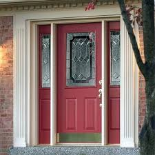 fiberglass door home depot fiberglass doors feather river entry doors home depot