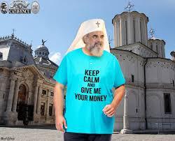 pe focuri de picioare New York cel mai bun loc tricou patriarhul daniel - lorivaccaro.com