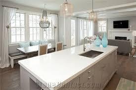 pure white quartz kitchen countertops pure white quartz kithen island top pure white engineered quartz bar tops