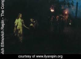 christ in the garden of gethsemane. Ilya Efimovich Repin - Jesus Christ In The Garden Of Gethsemane C