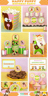 Dog Birthday Decorations 17 Best Images About Puppy Dog Birthday Party Ideas On Pinterest