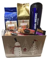 clic coffee gift basket