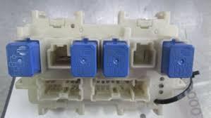 infiniti pacific motors cabin body chassis fuse block box 243501la0b oem infiniti qx56 qx80 2011 note