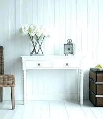 full size of small narrow white console table for hallway skinny hall furniture catchy glass kitchen