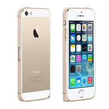 iphone 5s gold. elite aluminium metal bumper case cover for apple iphone 5/5s (gold) iphone 5s gold