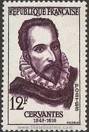 Resultado de imagem para SELO DE Miguel de Cervantes