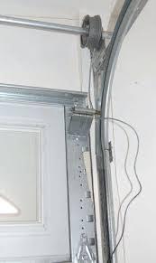 garage door cables garage door broken cable for fixing decor fix garage door cable came