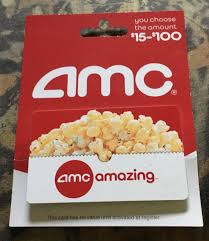 100 amc theaters gift card 93 00 pic