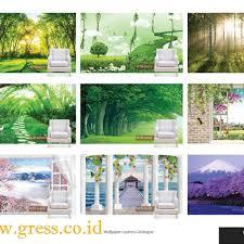 GRESS STORE Distributor Toko Wallpaper ...